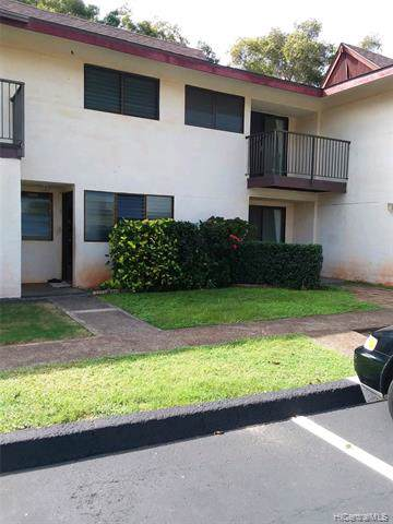 98-330 Kaonohi Street #6342, Aiea, HI 96701 (MLS #201931210) :: Keller Williams Honolulu