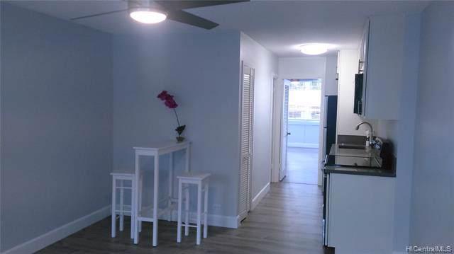 425 Ena Road 407C, Honolulu, HI 96815 (MLS #201931211) :: Elite Pacific Properties