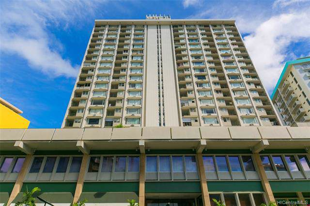 747 Amana Street #2018, Honolulu, HI 96814 (MLS #201931214) :: Elite Pacific Properties
