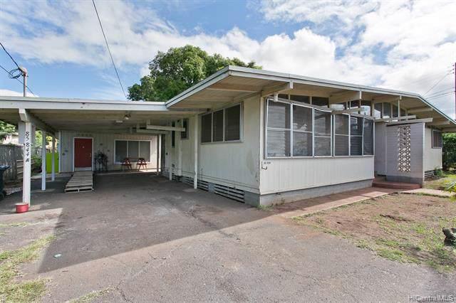 85-844 Lihue Street, Waianae, HI 96792 (MLS #201931223) :: Keller Williams Honolulu