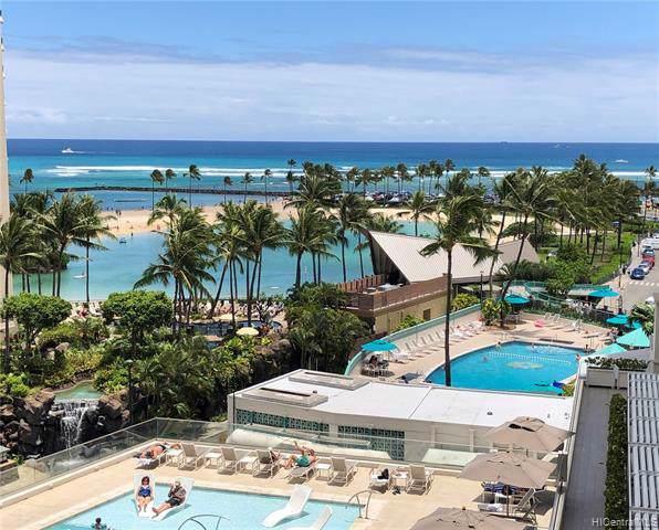 1777 Ala Moana Boulevard #612, Honolulu, HI 96815 (MLS #201931224) :: Barnes Hawaii