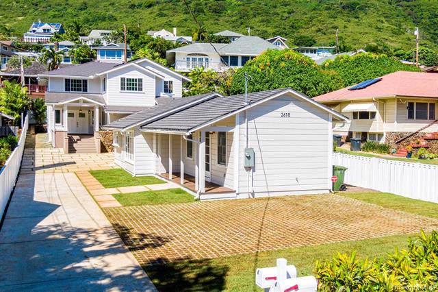 2618 Oahu Avenue, Honolulu, HI 96822 (MLS #201931269) :: Elite Pacific Properties