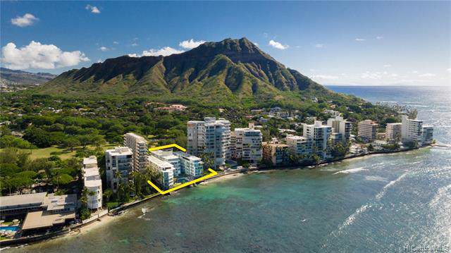 2957 Kalakaua Avenue #607, Honolulu, HI 96815 (MLS #201931275) :: Elite Pacific Properties