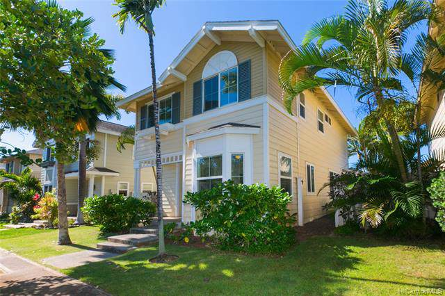 91-1141 Kaileonui Street, Ewa Beach, HI 96706 (MLS #201931299) :: Keller Williams Honolulu