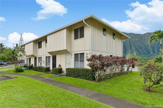 47-362 Hui Iwa Street D, Kaneohe, HI 96744 (MLS #201931302) :: The Ihara Team