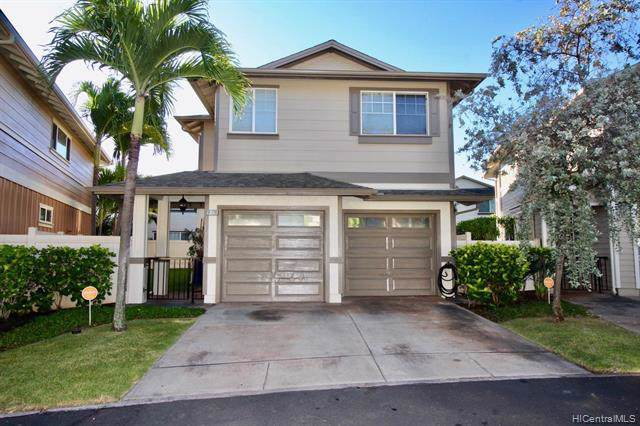 91-2280 Kanela Street T-74, Ewa Beach, HI 96706 (MLS #201931308) :: Elite Pacific Properties