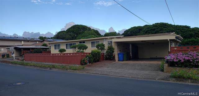 1313 Ala Amoamo Street, Honolulu, HI 96819 (MLS #201931315) :: Elite Pacific Properties
