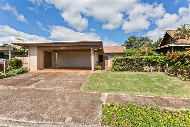 94-405 Welehu Place, Mililani, HI 96789 (MLS #201931320) :: Team Lally