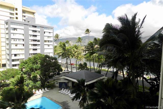 300 Wai Nani Way Ii618, Honolulu, HI 96815 (MLS #201931331) :: Elite Pacific Properties