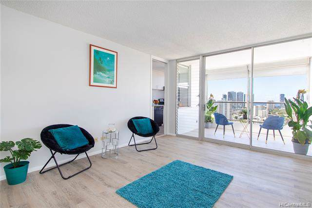 1556 Piikoi Street #2004, Honolulu, HI 96822 (MLS #201931334) :: Elite Pacific Properties