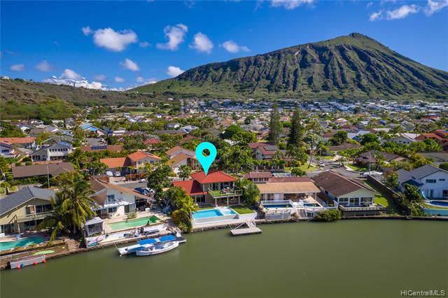 6851 Niumalu Loop, Honolulu, HI 96825 (MLS #201931368) :: Keller Williams Honolulu