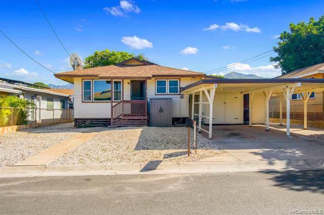 87-914 Waapuhi Street, Waianae, HI 96792 (MLS #201931375) :: Barnes Hawaii