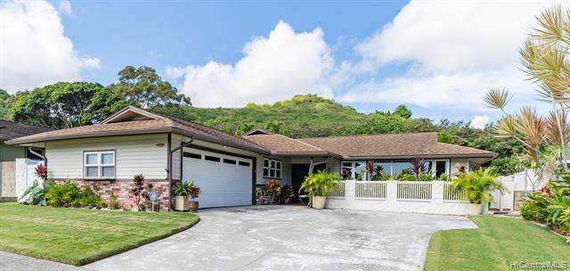 1119 Akipola Street, Kailua, HI 96734 (MLS #201931379) :: The Ihara Team