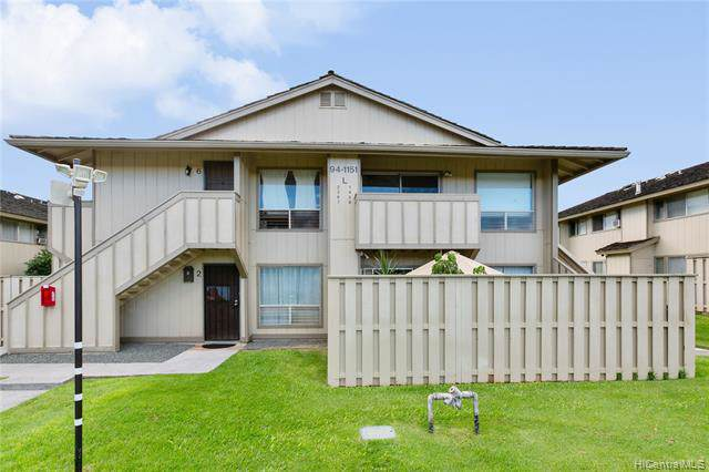 94-1151 Mopua Loop L3, Waipahu, HI 96797 (MLS #201931385) :: The Ihara Team