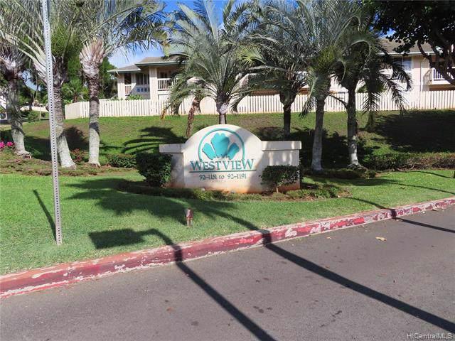 92-1189 Palahia Street M204, Kapolei, HI 96707 (MLS #201931387) :: Barnes Hawaii