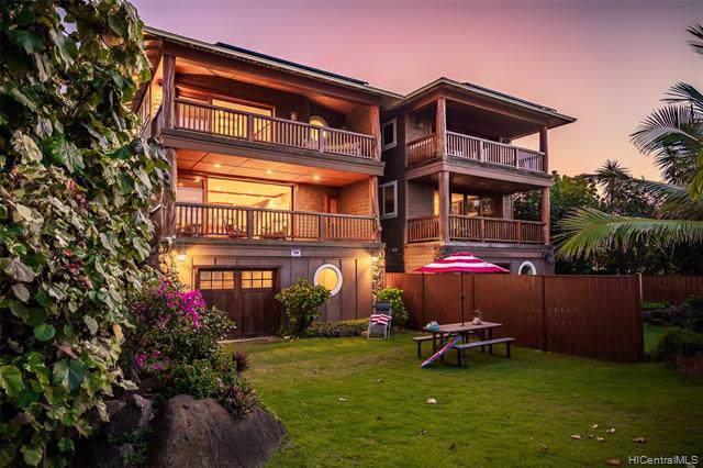 674A Kahaone Place #2, Waialua, HI 96791 (MLS #201931390) :: Keller Williams Honolulu