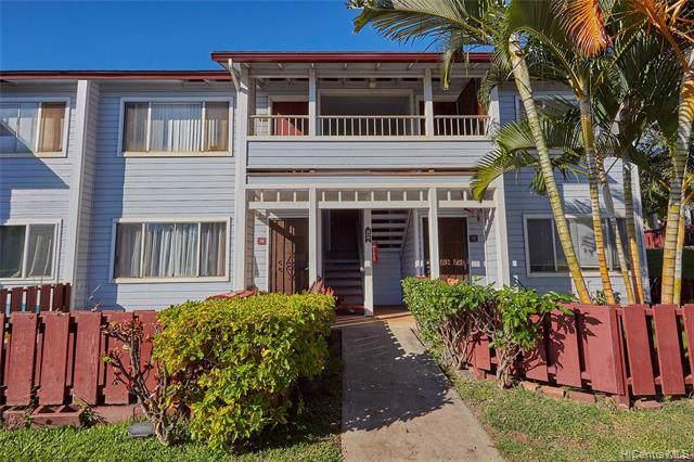 92-1238 Makakilo Drive #33, Kapolei, HI 96707 (MLS #201931392) :: Barnes Hawaii