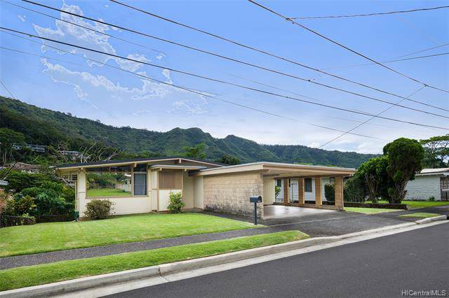3537 Nipo Street, Honolulu, HI 96822 (MLS #201931395) :: Elite Pacific Properties