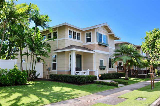 91-1095 Kai Weke Street, Ewa Beach, HI 96706 (MLS #201931403) :: Elite Pacific Properties