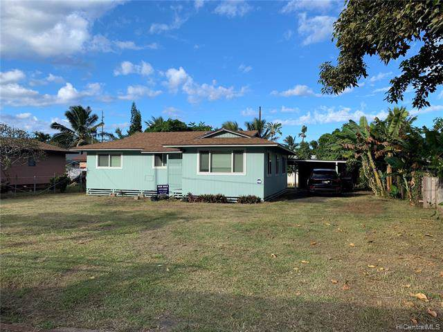 53-014 Makao Road B, Hauula, HI 96717 (MLS #201931408) :: The Ihara Team