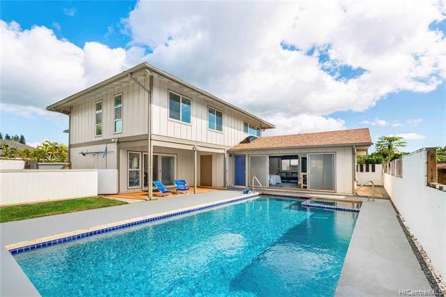94-466 Hakalauai Place, Mililani, HI 96789 (MLS #201931412) :: Barnes Hawaii