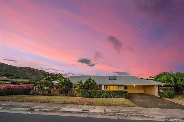 4130 Kahala Avenue, Honolulu, HI 96816 (MLS #201931417) :: Barnes Hawaii