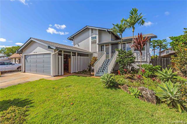 95-121 Kauamea Place, Mililani, HI 96789 (MLS #201931419) :: Team Lally