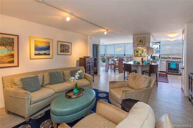 1212 Nuuanu Avenue #3509, Honolulu, HI 96817 (MLS #201931435) :: Elite Pacific Properties