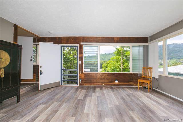 2511 Henry Street, Honolulu, HI 96817 (MLS #201931456) :: Elite Pacific Properties