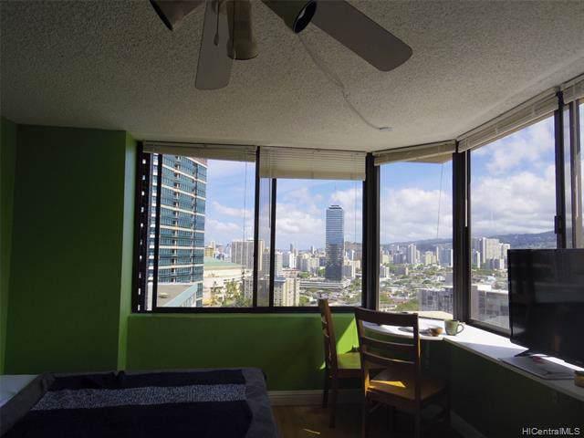 444 Niu Street #2114, Honolulu, HI 96815 (MLS #201931465) :: Keller Williams Honolulu