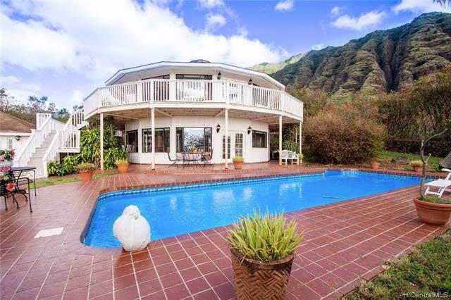 84-980 Moaelehua Street, Waianae, HI 96792 (MLS #201931468) :: Elite Pacific Properties