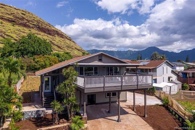 86-904 Iniki Place, Waianae, HI 96792 (MLS #201931476) :: Keller Williams Honolulu