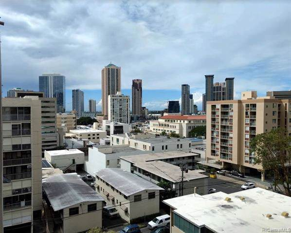 824 Kinau Street #710, Honolulu, HI 96813 (MLS #201931477) :: Elite Pacific Properties