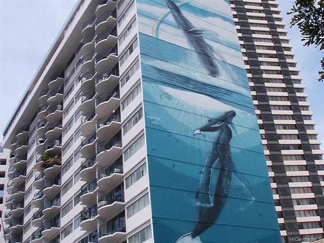 1909 Ala Wai Boulevard #805, Honolulu, HI 96815 (MLS #201931478) :: Keller Williams Honolulu