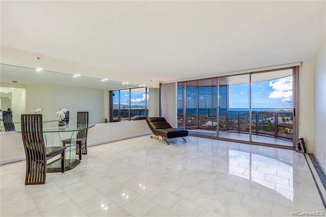 415 South Street #1402, Honolulu, HI 96813 (MLS #201931496) :: Team Lally
