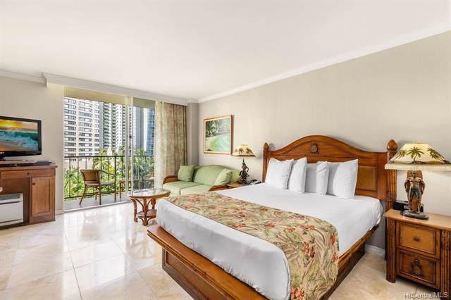2045 Kalakaua Avenue #416, Honolulu, HI 96815 (MLS #201931500) :: Barnes Hawaii