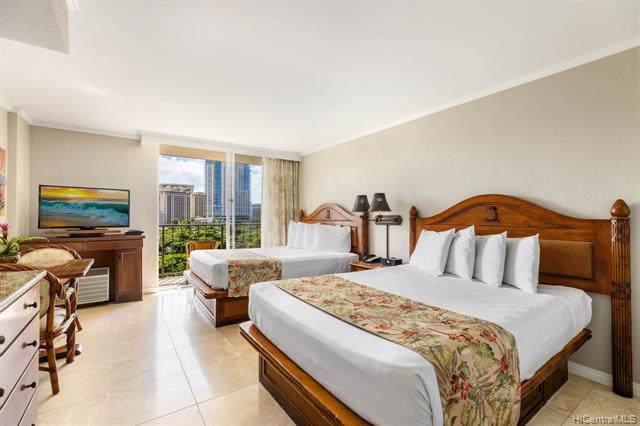 2045 Kalakaua Avenue #512, Honolulu, HI 96815 (MLS #201931502) :: Elite Pacific Properties