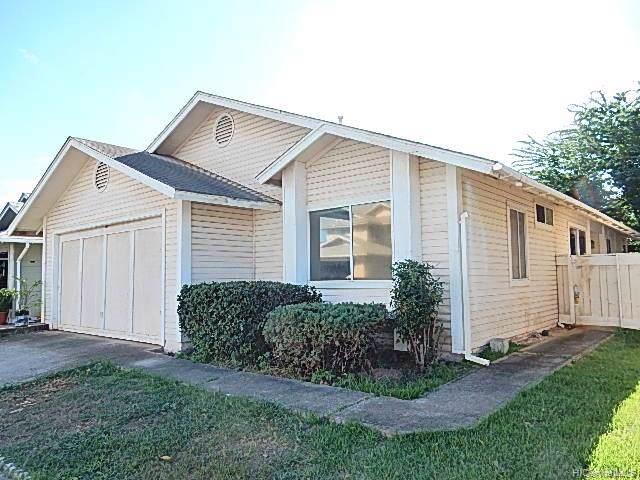 91-1008 Waimomona Place, Ewa Beach, HI 96706 (MLS #201932507) :: Maxey Homes Hawaii