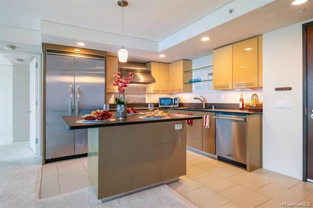 1200 Queen Emma Street #2807, Honolulu, HI 96813 (MLS #201932544) :: Maxey Homes Hawaii