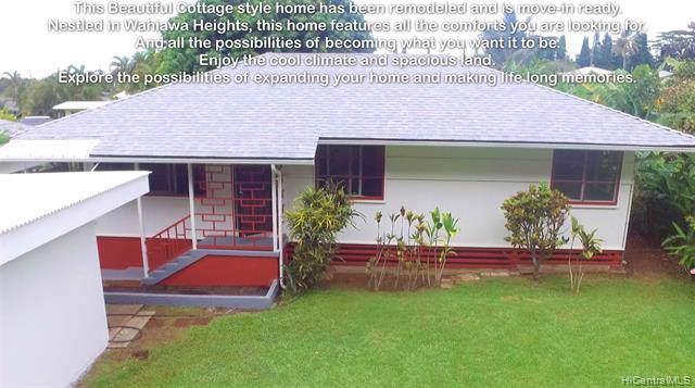 2482 California Avenue, Wahiawa, HI 96786 (MLS #201932577) :: Maxey Homes Hawaii