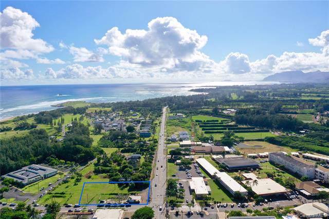 56-485 Kamehameha Highway Hm-351, Kahuku, HI 96731 (MLS #201932583) :: The Ihara Team