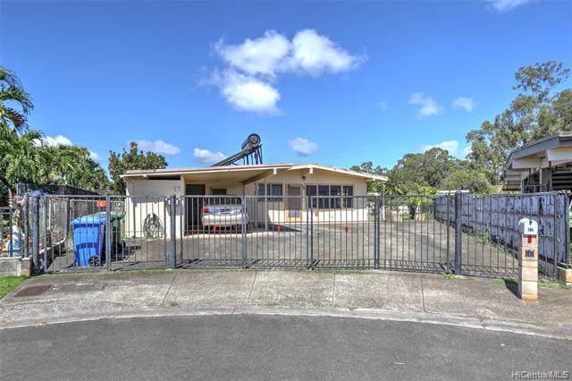 17 Auhili Place, Wahiawa, HI 96786 (MLS #201932591) :: Maxey Homes Hawaii
