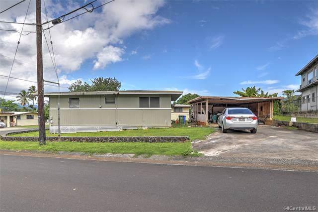 45-322 Nakuluai Street, Kaneohe, HI 96744 (MLS #201932592) :: Team Lally