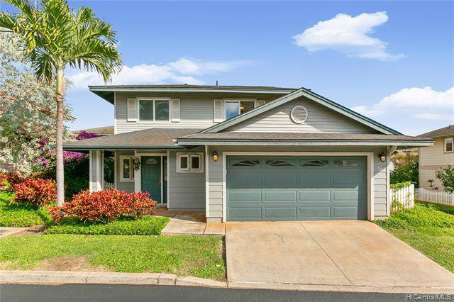 92-831 Makakilo Drive #27, Kapolei, HI 96707 (MLS #201932602) :: Keller Williams Honolulu