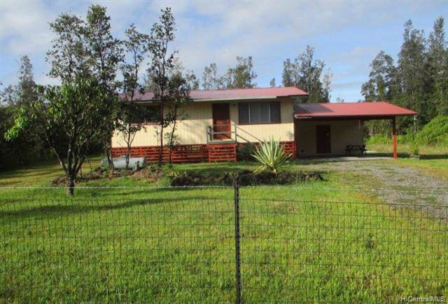 16-1218 Opeapea Road, Kurtistown, HI 96760 (MLS #201932608) :: Barnes Hawaii