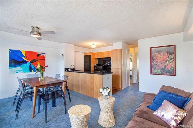 1690 Ala Moana Boulevard #501, Honolulu, HI 96815 (MLS #201932611) :: Barnes Hawaii