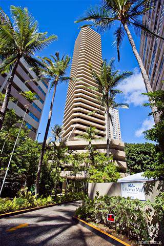 1700 Ala Moana Boulevard #1703, Honolulu, HI 96815 (MLS #201932617) :: Keller Williams Honolulu