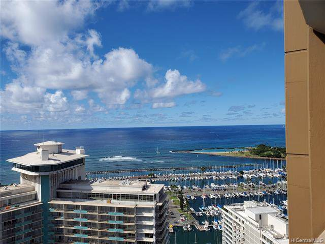 1778 Ala Moana Boulevard #3913, Honolulu, HI 96815 (MLS #201932629) :: Keller Williams Honolulu