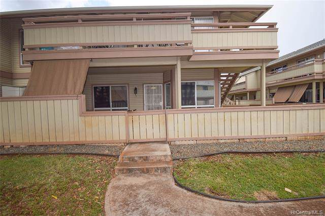 91-525 Puamaeole Street 37C, Ewa Beach, HI 96706 (MLS #201932637) :: Team Lally