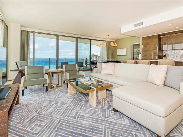 383 Kalaimoku Street #3307, Honolulu, HI 96815 (MLS #201932657) :: Barnes Hawaii